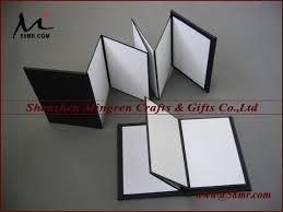 Cloth Photo Album Cloth Linen Accordion Album