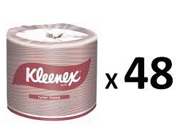 kleenex toilet paper bulk buy 48 x 400 sheets 2 ply at gotoddler