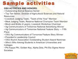 Activities To Put On Resume 17 What To Put On Resume Are You Putting Your Customers First