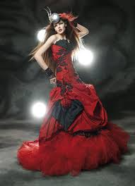 robe de mari e gothique robe de mariée gothique et noir meilleure source d