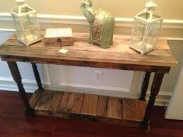 Foyer Entry Tables Rustic Foyer Entry Table Reclaimed Tables For Sale Farmhouse
