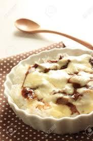 cuisine doria food beef stew and cheese on rice doria stock photo