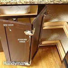 Handyman Kitchen Cabinets Hinges For Kitchen Cabinets Corner Hinges For Kitchen Cabinets New