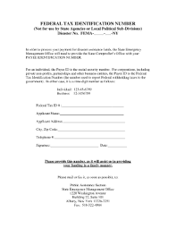 fema disaster assistance status forms and templates fillable