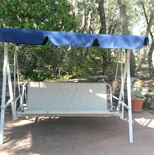 patio ideas algoma patio swing chair porch swing cushions bench