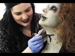 makeup special effects school of a special fx makeup artist