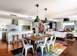 Open Plan Kitchen Living Room Ideas Impressive 40 Open Living Dining Room Design Ideas Decorating