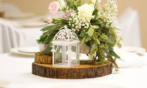 set of 12 wood slices table centerpieces tree slabs tree