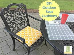 How To Make Bench Cushions Easy Best 25 Seat Cushions Ideas On Pinterest Chair Cushions
