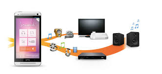 android dlna media from android to airplay dlna compatible