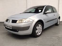2005 renault megane 1 6 dynamique 5dr automatic full years mot