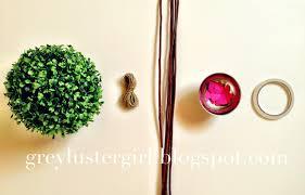 Topiarys Diy Heart Topiary U2014 Crafthubs