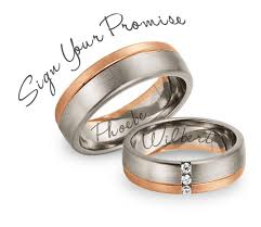 wedding rings malaysia planyourwedding 25 unconventional wedding bands