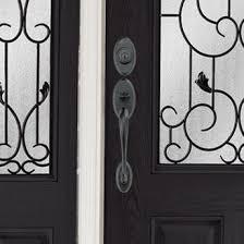 Rona Doors Exterior Install An Exterior Door Handle Or Lockset 1 Rona