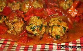 cuisiner les poivrons rouges recette de kefta et poivrons rouges