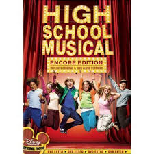 high school high dvd high school musical disney