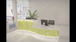 Commercial Reception Desks by Neues Empfangstheken Design Pearl By Andreas Stock Reception