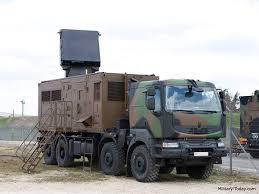 renault trucks defense samp t medium range air defense missile system
