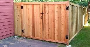 Backyard Gate Ideas Privacy Fence Gate Ideas Getanyjob Co