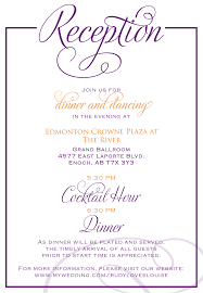 wedding reception program sle wedding ideas brilliant wedding reception wording inspirations
