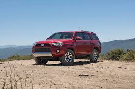 suv toyota 4runner 2017 toyota 4runner reviews and rating motor trend