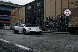 Lamborghini Murcielago Matte Black - matte white lamborghini murciélago sv pic 22 sssupersports