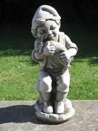 dragonstone musician garden gnome statue ebay sculpture incl