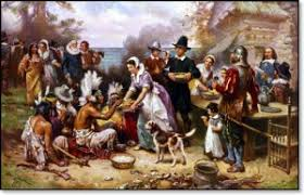 the myths of thanksgiving