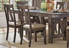 industrial patio furniture sollie industrial style formal dining table set