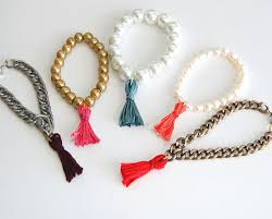 diy bead chain bracelet images 40 diy bracelets you need to check out brit co jpg