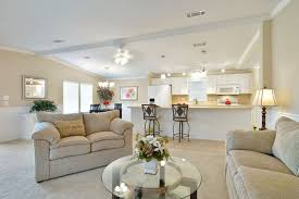 Interior Of Mobile Homes A Simple Manufactured Home Makeover