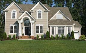Exterior House Paint Schemes - our exterior paints repel water kelly moore paints