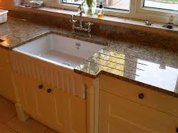 Granite Kitchen Sink Baltic Brown Granite Kitchen Worktop With A Polished Sink Cut Out