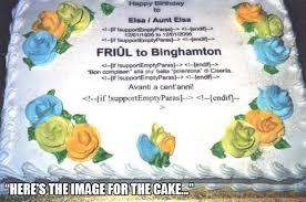 some cake decorators don u0027t understand instructions u2026
