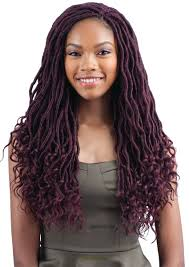 where can i buy pre braided hair braid pre looped crochet goddess loc 18 inch