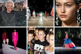 10 moments york fashion week york times