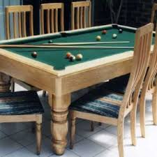 Beautiful Pool Table Dining Room Ideas Room Design Ideas - Pool tables used as dining room tables