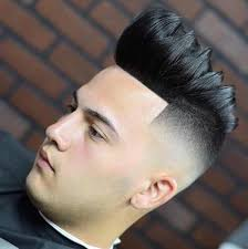 pompadour haircut toddler 35 pompadour fade haircuts modern styling tips ideas