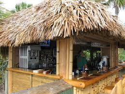 Best Outdoors Images On Pinterest Backyard Ideas Outdoor - Tiki backyard designs