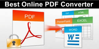 Convert Pdf To Word Convert Pdf To Word Excel Ppt Image Other File Format