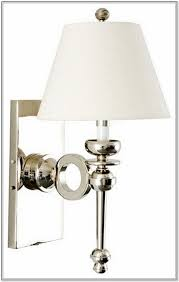 battery sconces bathroom lighting the home depot operated wall