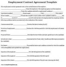 template contract of employment resume examples construction worker