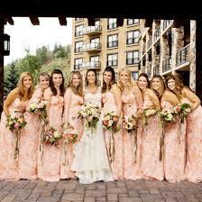 floral bridesmaid dresses floral bridesmaid dresses weddinggawker