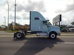 volvo heavy duty truck dealers single axle sleepers for sale
