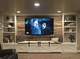 built in tv wall wall units built in wall units for tv new custom built tv wall