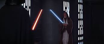 Star Wars Light Saver The Dance Of The Lightsabers Duels In The Original