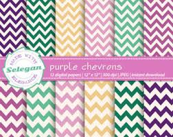 purple chevron craft supplies u0026 tools etsy studio