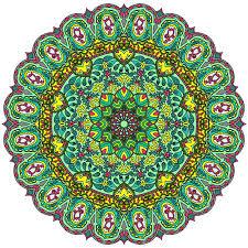 big book mandala pattern coloring pages adults 300 mand