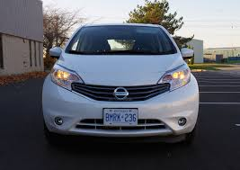nissan canada go auto review 2016 nissan versa note sl canadian auto review