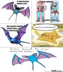 Zubat Meme - good guy zubat by toriblue12052010 meme center